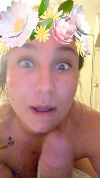 Bigo girl makes Blowjob. Cum on face - Bigo Porn