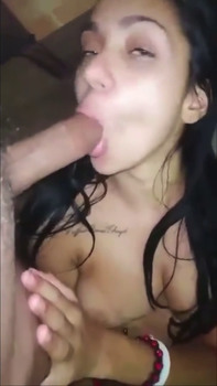 SEXY BRAZILLIAN GIRL TAKE MY DICK FROM THE BACK - Snapchat Porn