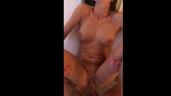 MY HUGE NATURAL TITS AND TIGHT PUSSY MAKE HIM CUM - Chatroulette Porn
