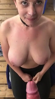 Son join step mom to rub Snapchat pussy but over horny stick dick to cum inside