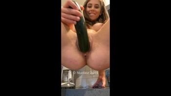 Young Slut Puppy Gets Stuffed FULL - Patreon Porn