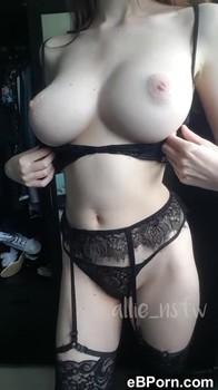 Step sister give SURPRISE HANDJOB - Skype Porn