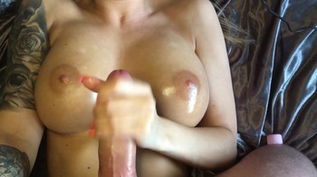 Tied up for extreme Skype Blowjob. Lisa has deep throat